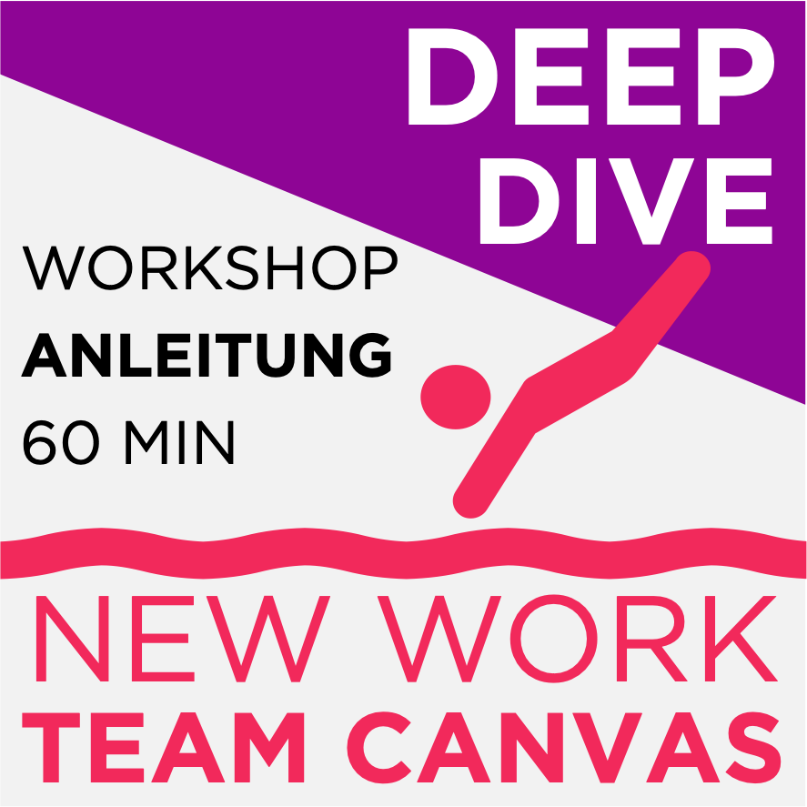 Deep Dive New Work Team Canvas