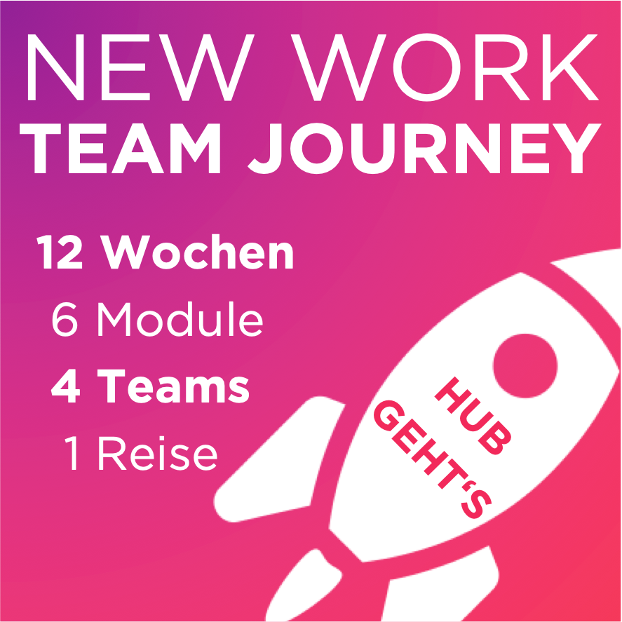 New Work Team Journey